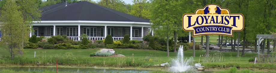 Loyalist Golf & Country Club - photo of the Clubhouse