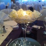 Weddings at Loyalist - A Sample Decoration
