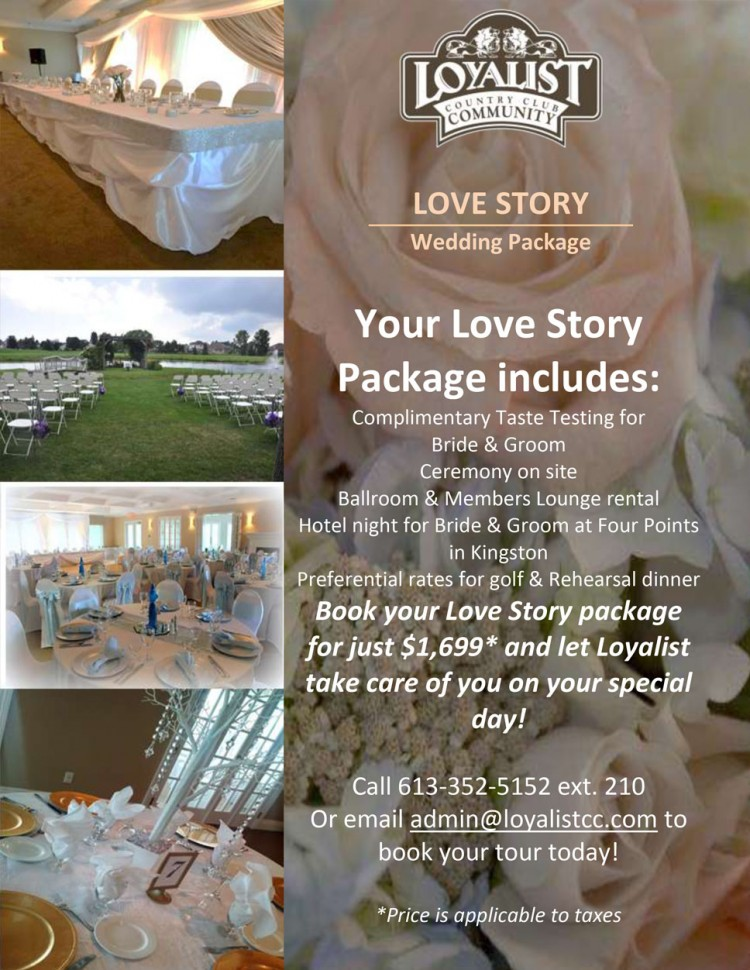 Love-Story-Package